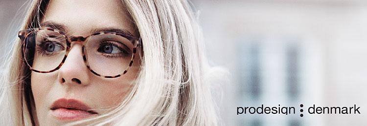 Prodesign Denmark Glasses Frames London