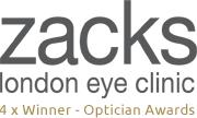 Zacks Eye Clinics London